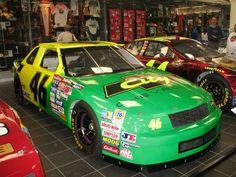 NASCAR NATIONWIDE: Kurt Busch Days Of Thunder Car Photos - Racing News Network