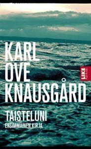 €8.40 Taisteluni Karl Ove Knausgård (1.osa)