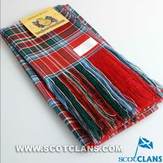 Clan MacBean Wool Ta