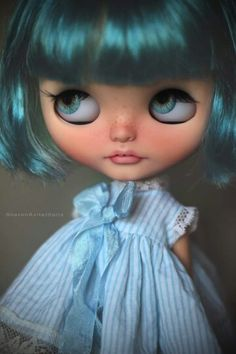 Sharon Avital Dolls Blythe