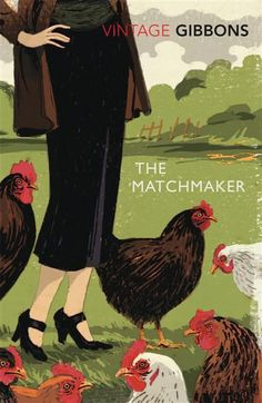The matchmaker / Stella Gibbons http://fama.us.es/record=b2652419~S5*spi