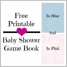 the thriftiness miss free printable 7 baby shower games in one baby shower games and ideas 877x879