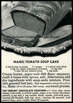 1000 Images About Recipes From The Past On Pinterest