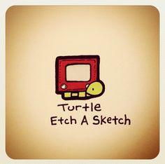 Turtle Etch a Sketch