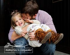 daddy daughter photography and portraits