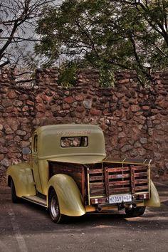 Sweet Ford Pickup...
