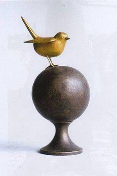François-Xavier Lalanne Decoration, Art Decor, Francois Xavier, Supreme Art, Artistic Installation, Artwork Images, Art Of Living, Bird Art, Nest