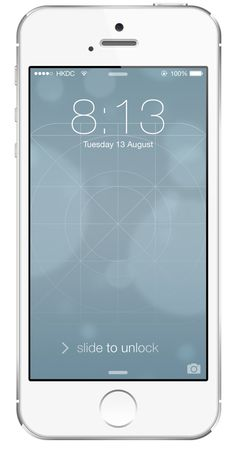 20 iOS7 Wallpapers That Look Great On Your iPad/iPhone