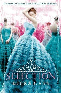 The Selection (The Selection, Book 1) (The Selection series) by Kiera Cass, http://www.amazon.co.uk/dp/B006KWAKDE/ref=cm_sw_r_pi_dp_dLuVub0JD9RBK