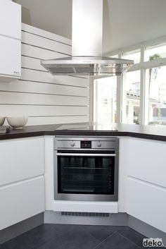 Kitchen Island, Kitchen Cabinets, Kitchen Appliances, Family Room, Cottage, House, Home Decor, Kitchen, Outfits