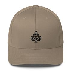 d2e4f6a6f42 Spades Embroidered Flexfit Hat