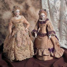 portrait french fashion doll radiguet et cordonnier poupee