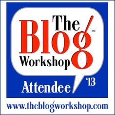 Get Serious and Successful with Blogging - HURRY @TheBlogWorkshop #TBW | jennyatdapperhouse.com