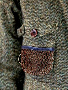 Barbour Tokito Wool Fishing Jacket Source: new.wok-store
