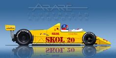 Fittipaldi f7 f8 | Fittipaldi F7 (Ford-Cosworh V8) - 1980.