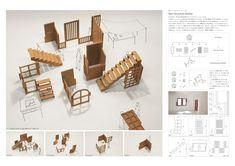 Creative Architecture, Architecture Panel, Concept Architecture, Architecture Drawings, 3d Modelle, Project Board, Type Setting, Competition, Presentation