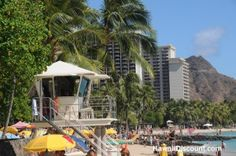 World Famous Waikiki Beach