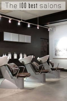 The top 100 salons in the country, listed by state.  Find one near you!