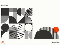Nomad Patterns 3 by Andrew Littmann #Design Popular #Dribbble #shots