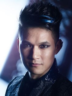 The Mortal Instruments (TV serie) - Magnus Bane (Harry Shum Jr.)