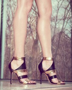 Jimmy Choo-There is nothing more sexier  to see.