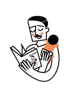 Illustration for FATHER magazine