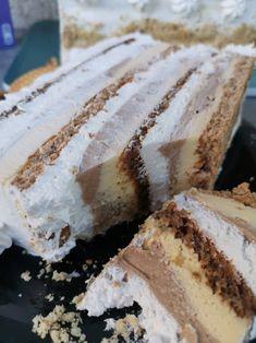 Baking Recipes, Cake Recipes, Dessert Recipes, Posne Torte, Serbian Recipes, Serbian Food, Torte Recepti, Torte Cake, Sweet Cakes