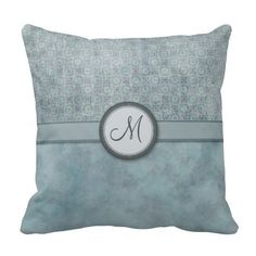 Rest your head on one of Zazzle's Template decorative & custom throw pillows. Monogram Pillows, Blue Pillows, Decorative Throw Pillows, Blue Denim, Coins, Pattern, Accent Pillows, Rooms, Patterns