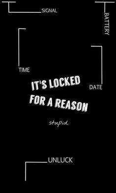Funny iPhone Lock Screen Wallpaper - PixelsTalk.Net