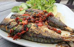 12 Things to Think of Before You Straighten the Fish to the Grill 12 Recipes - yiyecek içecek - Mackerel Surimi Recipes, Endive Recipes, Chorizo Recipes, Tagine Recipes, Turkish Recipes, Greek Recipes, Fish Recipes, Seafood Recipes, Cooking Recipes
