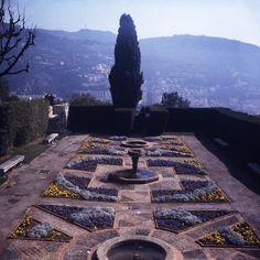 Jardin du Monastère de Cimiez ~