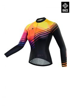 Women s Cycling Jersey Long Sleeve Sun Protection cac38f795