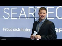 Former Itec MD Mark McChlery and rugby star Bob Skinstad relaunch Seartc.