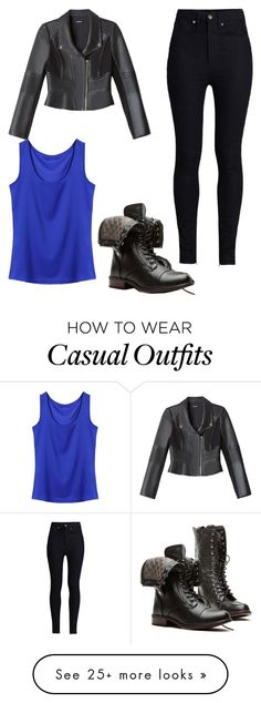 """""""Casual"""" by cait-dancer on Polyvore featuring Rodarte and Bebe"""