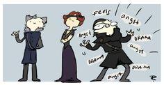 The Witcher 3, doodles 188 by Ayej.deviantart.com on @DeviantArt