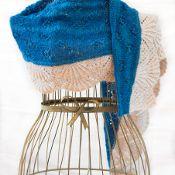 Lace & Petticoats Shawl - via @Craftsy