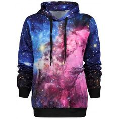 SHARE & Get it FREE | Kangaroo Pocket Star Galaxy HoodieFor Fashion Lovers only:80,000+ Items·FREE SHIPPING Join Dresslily: Get YOUR $50 NOW!