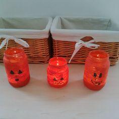 Lucerničky na čajové svíčky