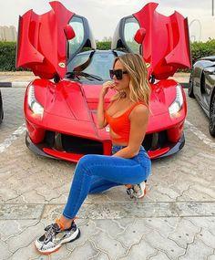 33 Rich Kids On Instagram to Make You Rage. Maddy Burciaga Instagram, Sport Cars, Race Cars, Ferrari Laferrari, Rich Kids, Car Girls, Fashion Boutique, Rage, Luxury Cars