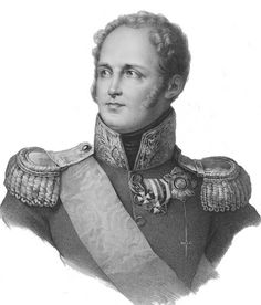 Alexander I, Czar of Russia. Napoleon and Alexander were bitter enemies after 1812  and Alexander led the coalition that defeated France in 1814.