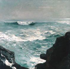 Cañón de roca, 1895