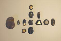 Reiki stones