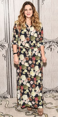 Look of the Day - Drew Barrymore  - from InStyle.com