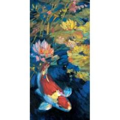 Asian Serenity I Canvas Art - Leif Ostlund (10 x 20)