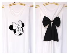 I'm Minnie mouse mickey Disney Tank Premium with Bow : Workout Shirt - Keep Calm Shirt - Tank Top - Bow Shirt - Razor Back Tank by DollysBow on Etsy https://www.etsy.com/listing/193437012/im-minnie-mouse-mickey-disney-tank