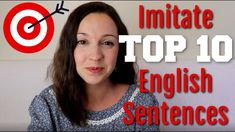 Learn how to pronounce the most important sentences in English! Because you say these common phrases all the time, use fluent pronunciation. The TOP 10 Engli. 10 Sentences, English Sentences, Fluent English, Learn English, Listen And Speak, Common Phrases, How To Pronounce, American English, Love To Meet