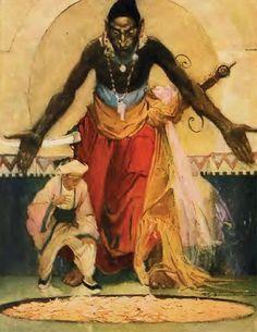 :::: ✿⊱╮☼ ☾ PINTEREST.COM christiancross ☀❤•♥•* :::: Arabian Nights +++ !شبيك ! لُبِّيك ! عبدك بين إيديك