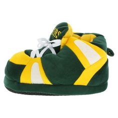 Comfy Feet NFL Green Bay Packers Slipper MD, Adult Unisex, Size: Medium, Multicolored
