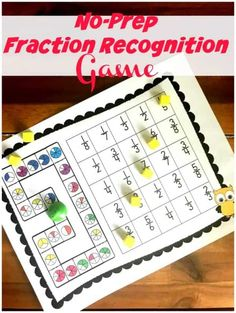 Fractions For Kids, Add And Subtract Fractions, 3rd Grade Fractions, Learning Fractions, Simplifying Fractions, Fractions Worksheets, Math Fractions, 3rd Grade Math, Dividing Fractions