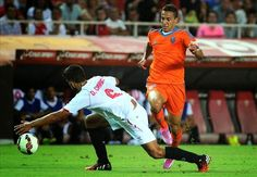 [Highlights] Sevilla 1 - 1 Valencia - 23/08